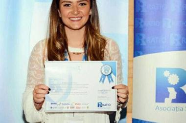 Cristina BANDA – participant 2015 & 2016