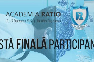 Listă FINALĂ participanți
