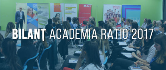 Bilanț Academia RATIO 2017